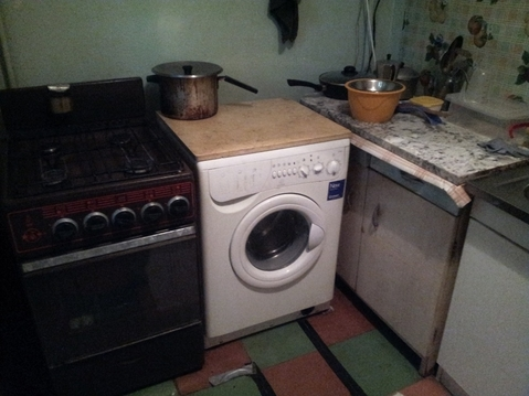 Сдам комнату, цена + мебель + техника + без собственника в кв. - Фото 3