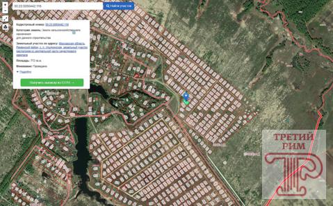 Продам Участок 7,2 соток в Дачном поселке «Бубново» (Честный) Раменско - Фото 4