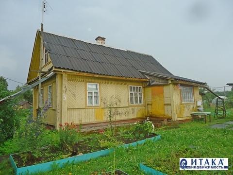 Жилой дом, Земельный участок ИЖС. пгт Мга - Фото 1