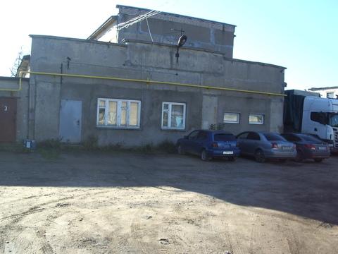 Продажа помещения для грузовиков 310 м2 - Фото 2