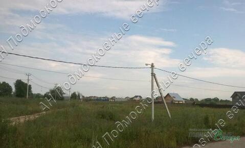 Новорязанское ш. 65 км от МКАД, Фаустово, Участок 10.5 сот. - Фото 2