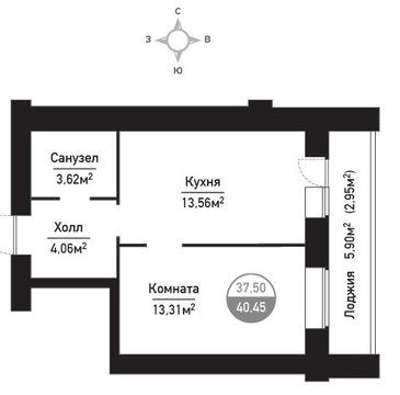 Продажа квартиры, Пенза, Терновского 4-й проезд - Фото 3
