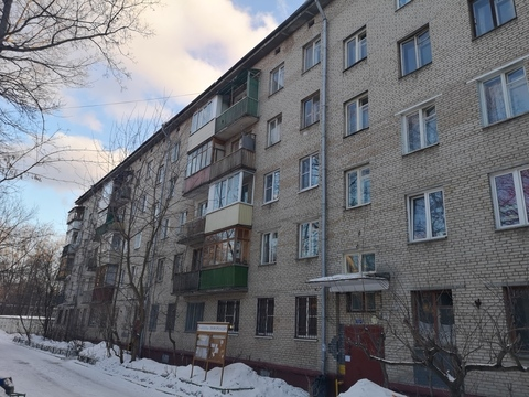 Продается 2-х комн.квартира в Химках, ул.Чапаева 5а - Фото 1