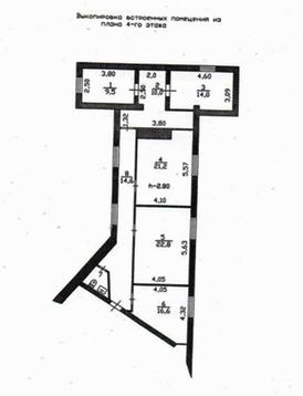 Сдается офисное помещение в центре Выборга ул.Выборгская 23а - Фото 2