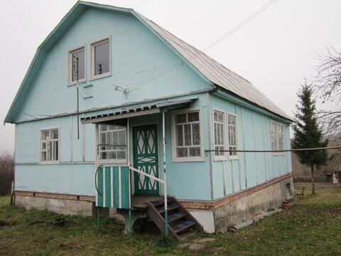 Продаю дом д.Качалово Ясногорского р-на Тульской обл. - Фото 1