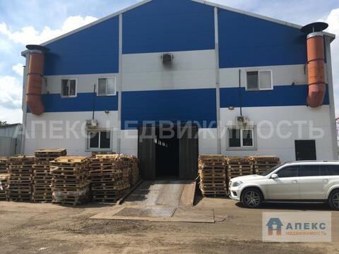 Продажа помещения пл. 3240 м2 под склад, производство, Домодедово . - Фото 2