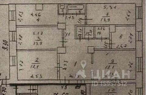 Продажа квартиры, Ухта, Ул. Кремса - Фото 1