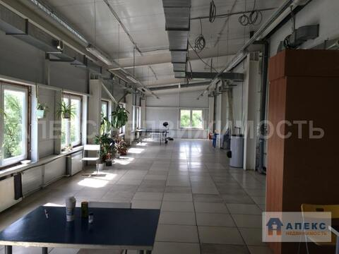 Продажа помещения пл. 5200 м2 под склад, производство, Домодедово . - Фото 3