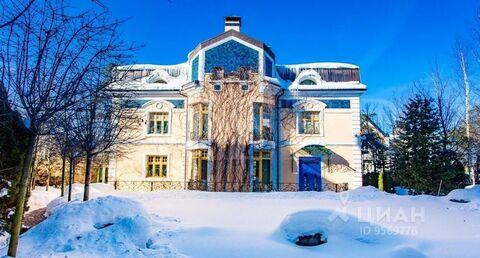 Коттедж в Москва Рублевское ш. (580.0 м) - Фото 1