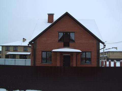 Продаётся коттедж 186 м2 в Брусилово - Фото 1