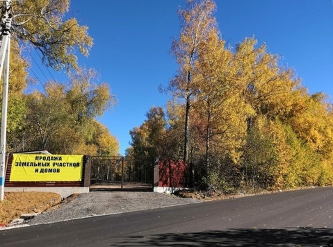 Продаётся земельный участок 8 соток с лесными деревьями, рядом с го. - Фото 3