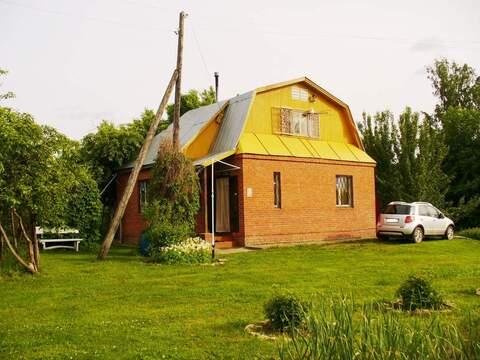 Продается: дом 65 м2 на участке 20 сот. - Фото 1