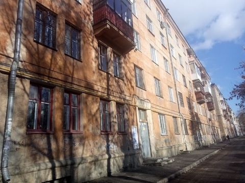 Комната в г. Екатеринбург, ул. Суворовский 17 - Фото 1