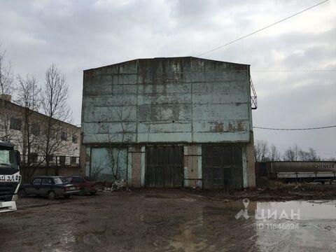 Продажа производственного помещения, Великий Новгород, Ул. Большая . - Фото 1