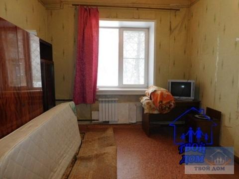 Продам комнату 12 кв.м, доля в 3-ком. квартире, Новосибирск - Фото 1