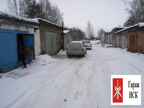 Продам капитальный гараж в Кольцово с удобной смотровой ямой - Фото 3