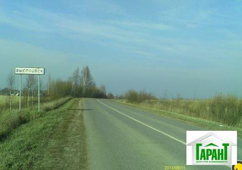 Участок в бекетово - Фото 1