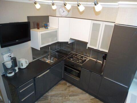 Квартира со стильным дизайнерским ремонтом на Смоленском бульваре! - Фото 1