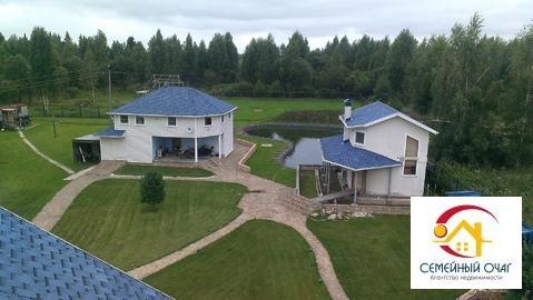 Продам комплекс строений на участке 56 соток, на берегу Волги - Фото 2