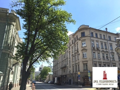 Продается 3-х комнатная на ул. Поварская 29/36 в Арбатском районе . - Фото 3