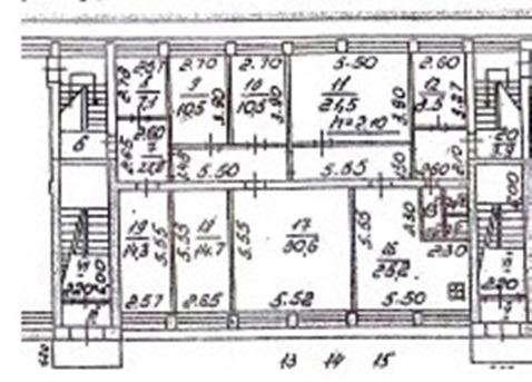 Офис 100м с отдельным входом, Ланское ш 43