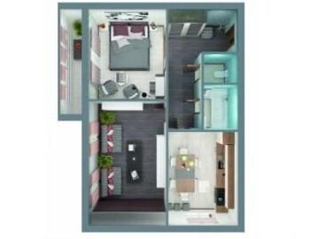 Подаю 2-х комнатную квартиру, г.Ковров, ул.Ватутина, 47 - Фото 2