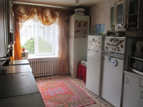 Объявление №51700484: Продаю комнату в 1 комнатной квартире. Киреевск, ул. Тесакова, 4,