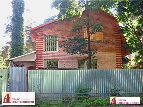 Кирпичный 2-этажный дом в Кратово, Раменский район - Фото 1