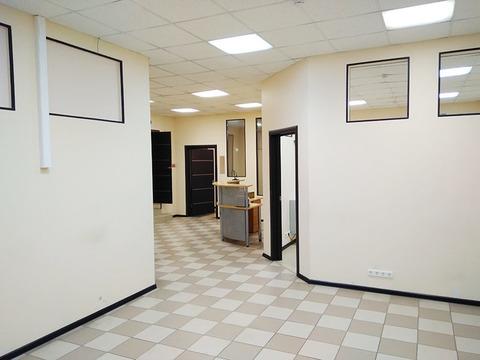 Аренда помещения свободного назначения 123.6 кв.м. в центре - Фото 3