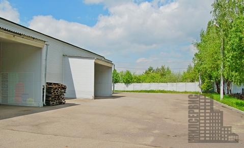 Складской комплекс 1100м, участок 7520м, Домодедово, мкр.Белые Столбы - Фото 2