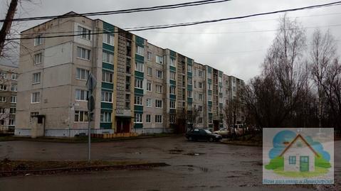 Просторная двухкомнатная квартира улучшенной планировки
