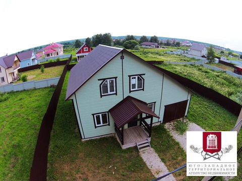 Продажа дома 160 м2 на участке 8 соток - Фото 1