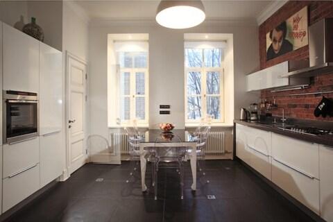 А53763: 3 квартира, Москва, м. Кропоткинская, Сивцев Вражек, д.12 - Фото 1