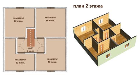 Продажа дома, Отрадное, Кировский район, 17-я линия - Фото 2