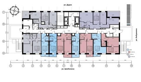 Продажа торгового помещения, м. Елизаровская, Ул. Цимбалина - Фото 2