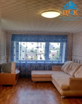 Сдается отличная 1-комнатная квартира в 5 минутах от ж/д вокзала - Фото 1