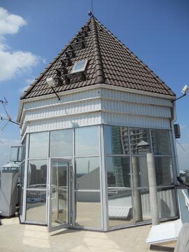 Пентхаус с террасой и со своим лифтом в ЖК Замок - Фото 3