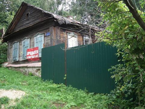 Продается дом. , Калуга город, улица Детей Коммунаров 1 - Фото 1