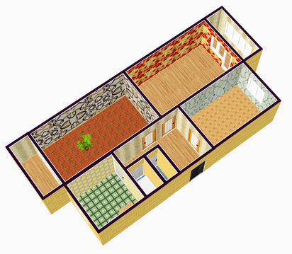 Продажа просторной 3-х комнатной квартиры в Вырице - Фото 2