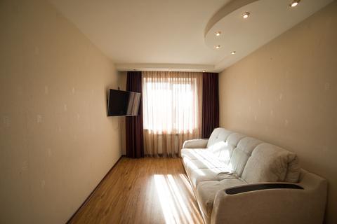 Продается светлая, видовая, 3-х комнатная квартира 80,5 кв. м - Фото 4