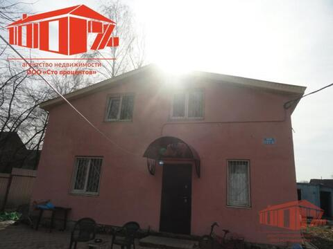 Дом 164 кв. м г. Щелково, ул. Заречная д. 107б - Фото 1