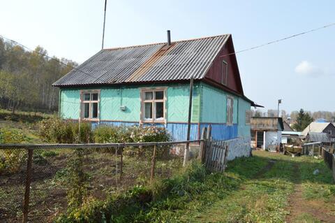 Дом, Речная, с.Жилино, Первомайский р-он - Фото 1