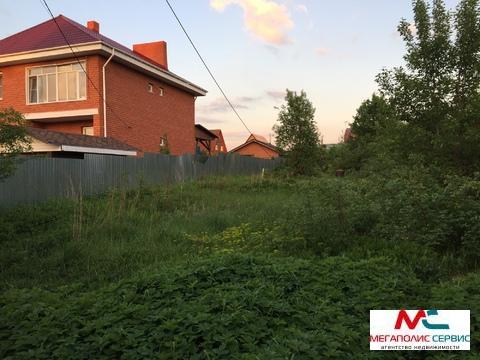 ПМЖ Участок 7.5 сот. по границе г. Железнодорожный - Фото 2