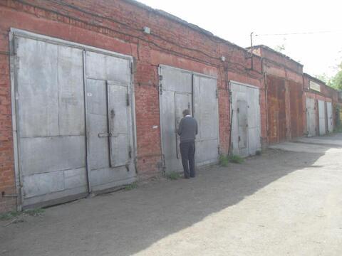 Гаражный бокс, 43,7 кв. пр. Ленина - Фото 1