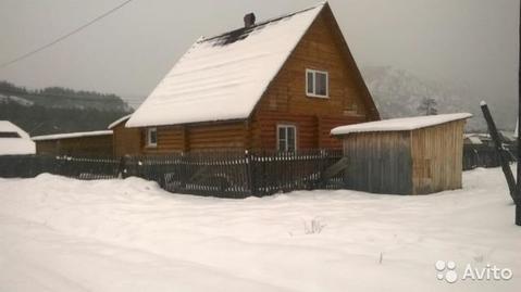 Продажа дома, Аскат, Ул. Озерная, Чемальский район - Фото 1