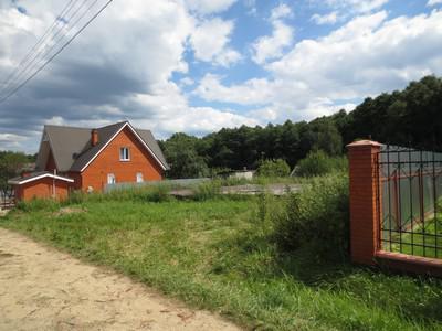 Продам участок в д. Злобино, Серпуховский р-н - Фото 1
