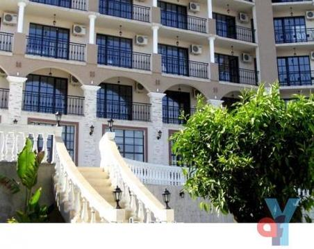 Меблированный апартамент в Болгарии на первой линии в курорте Обзор - Фото 1