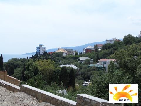 Возле моря 10 соток Отрадное , вид на море и город, рядом парк - Фото 1
