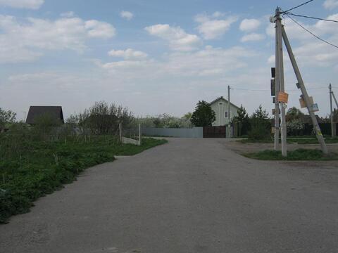 Продается участок 6 соток в деревне Юдино, Мытищинского района - Фото 1