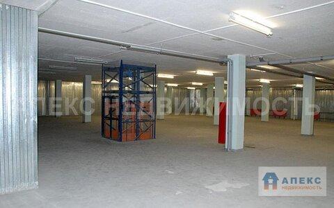 Аренда склада пл. 400 м2 м. Печатники в складском комплексе в . - Фото 1